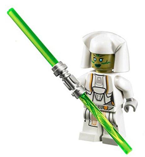 Nuevo Lego Star Wars Jedi Consular Minifig Figura 75025 Old Republic White Female