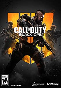 Call of Duty: Black Ops 4 by ACTI9
