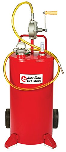 Fuel Chief FC-25GC UL Listed 25 Gallon Steel Gas Caddy, Red