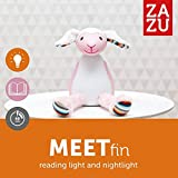 Kids Portable Reading Night Light Toy - Pink