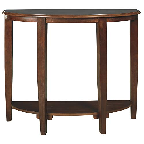 Signature Design by Ashley A4000123 Altonwood Console Sofa Table Brown