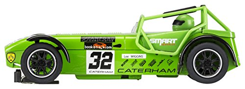 Scalextric 1/32 Scale Slot Car Caterham Superlight SCAC3871 from Scalextric