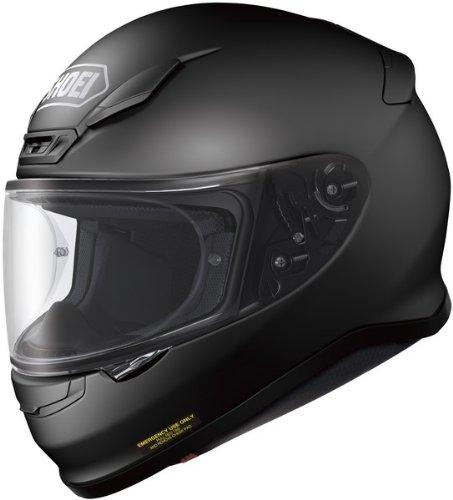 Shoei Rf-1200 Matte Black Size:XXL Full Face Motorcycle Helmet