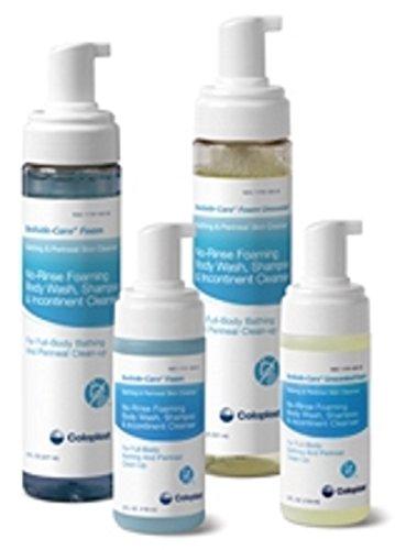 Coloplast Bedside Unscented Care Foam, 8oz - 2 pack