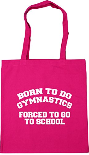 HippoWarehouse 42cm to Born Shopping gymnastics litres do to Tote kids Fuchsia to forced go 10 Bag x38cm school Gym Beach rrwq0ZdA