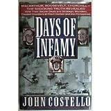 Days of Infamy, John Costello, 0671769855