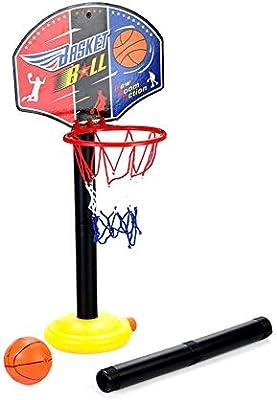 KidsHobby Altura Ajustable Canasta baloncesto infantil para Niños ...