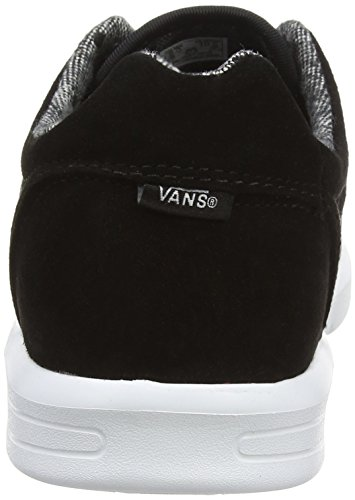 Unisex Adulto Vans 5 tweed Zapatillas true White Negro Iso 1 Dots Black HqffIXnw