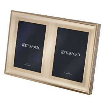 - Waterford Lismore Diamond Gold 5x7