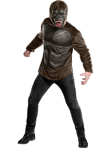 Rubie's Costume Co. Men's Skull Island Deluxe King Kong, As Shown, X-Large