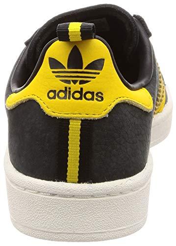 Blatiz Negbás Negro para Zapatillas 0 de Campus Eqtama Deporte Hombre Adidas wpqzF4