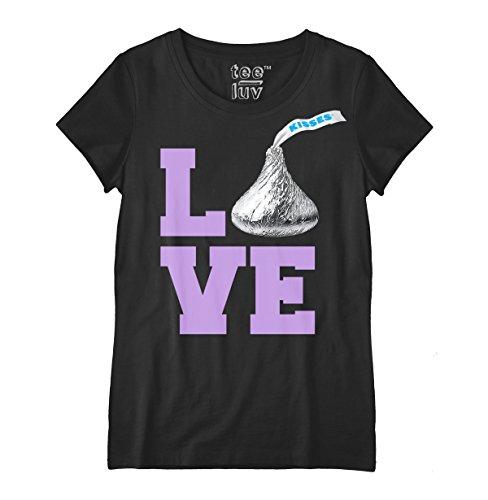 hersheys-love-kisses-juniors-t-shirt-medium