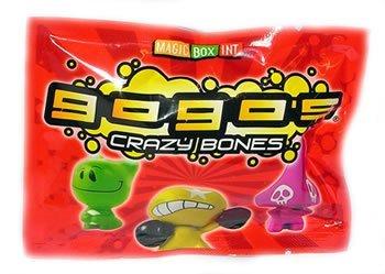 Crazy Box (Crazy Bones Gogos Series 1 Booster Pack 3 Crazy Bones)
