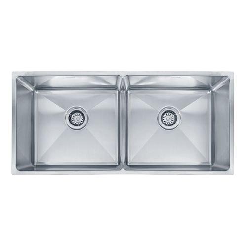 Franke Double Bowl Faucet - 4