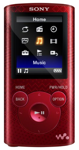 Sony NWZE384 8 GB Walkman MP3 Video Player