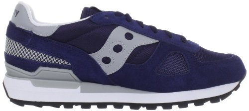 Baskets Saucony Original Shadow Bleu Navy Homme Basses 1ppEq