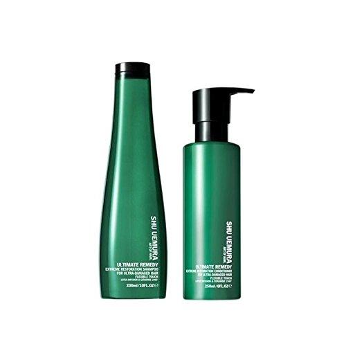 Shu Uemura Art Of Hair Ultimate Remedy Shampoo (300ml) And Conditioner (250ml) by Shu Uemura