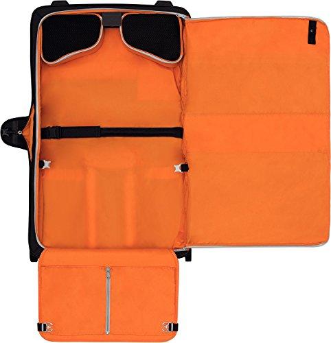 Victorinox Werks Traveler 5.0 WT East West Garment Bag, Black, One Size by Victorinox (Image #1)