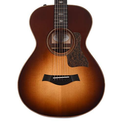 (Taylor 712e 12 Fret Grand Concert Sitka/Rosewood ES2 Western Sunburst w/Deluxe Hardshell Case)