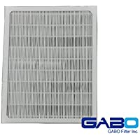Gabo Filters D-CH01A Replacement Air Filter for Christie Digital part# 003-002311-01 Model CP2000M/CP2210/ CP2215/ Solaria One