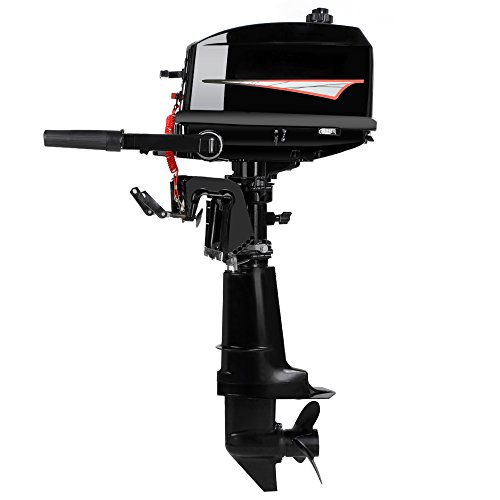 6hp outboard motor - 2