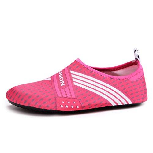 Playa de de Rápido Agua Zapatos Secado Cosstars Agua Piscina de de Respirable Zapatos Calzado Unisex Natación Eqawzx1Z