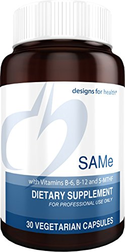 Designs For Health   Same   200Mg   Folate   B12 For Brain   Mood Support  30 Capsules