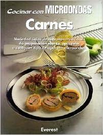Cocinar Con Microonda Carnes (Spanish Edition): Sabine ...