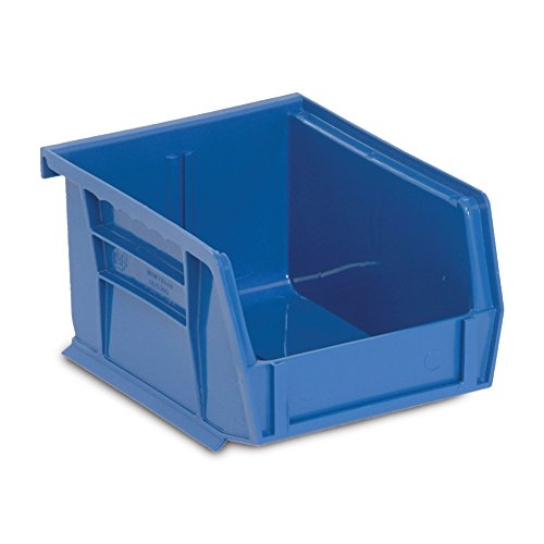 Quantum Storage Systems QUS200 Ultra Stack And Hang Bin Blue - Pack of 24