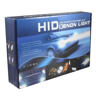 Car Bulbs 55W H8 HID Xenon Light, High Intensity Discharge Lamp, Color Temperature: 8000K (SKU : S-cms-1311a) by Car Bulbs (Image #4)