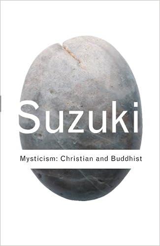 Suzuki Mysticism cover art