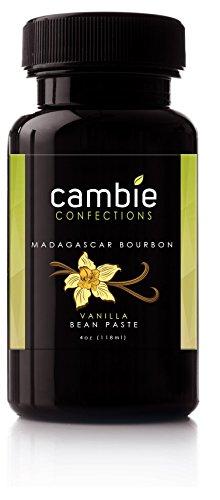 Cambie Confections Madagascar Bourbon Vanilla Bean Paste - 4 ()