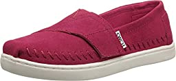 Toms Classics Fuchsia Suede 10006464 Youth 13