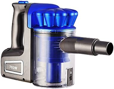 Zhanghaidong Balayeuse Aspirateur Domestique sans Fil Portatif Baladeuse Tout-en-Un Robot Aspirateur Aspirateur Bleu Portatif Aspirateur Électrique Rechargeable