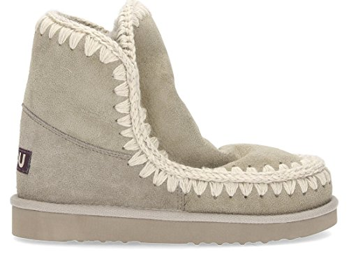 Mou Stivaletto in Shearling
