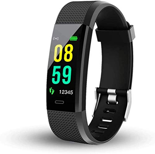 BUYROYAL® Fitness Tracker Watch with Heart Rate, Activity Band with Step Counter Sleep Monitor Call SMS Notifications for Android or iOS Smartphones Price & Reviews