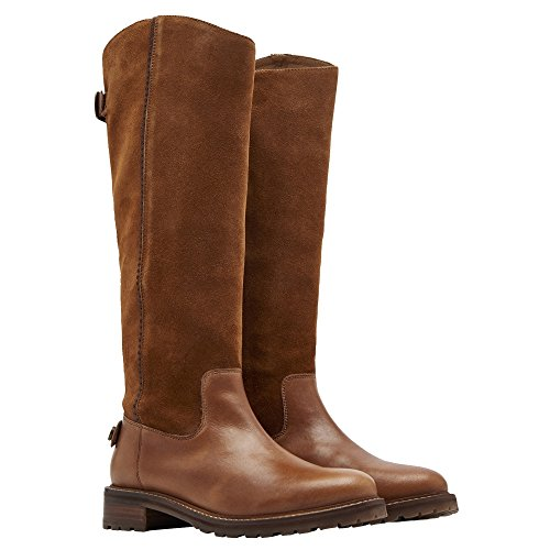 Compton Tan Boot Calf Joules Tall Z Womens 71dFx0wq