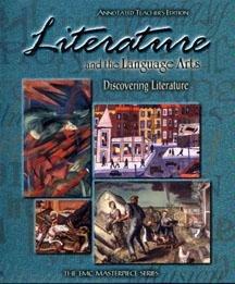 Emc Paradigm Publishing Company Literature Language Arts Discovering Literature 6Th Grade Redwood Level Teacher Edition 1998 Isbn 0821920200