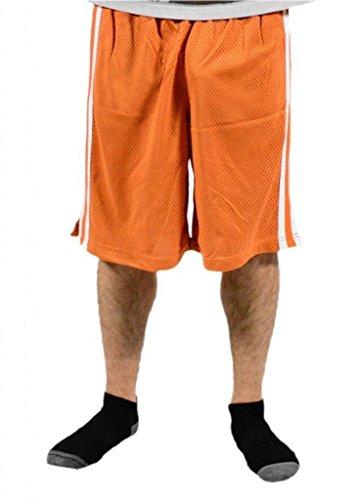 Hyp Men's Camp Logan Shorts HY301 orange (Hyp Sportswear)