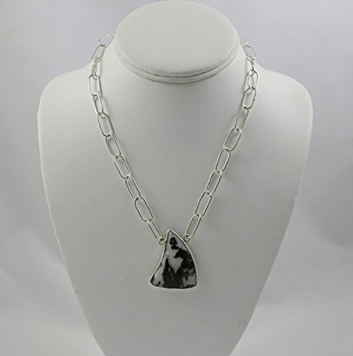 Zebra Jasper Necklace - 4