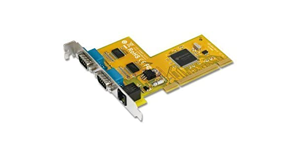 Amazon.com: 2-Port RS-232 + 1-cash cajón PCI Card (cdk1037 a ...