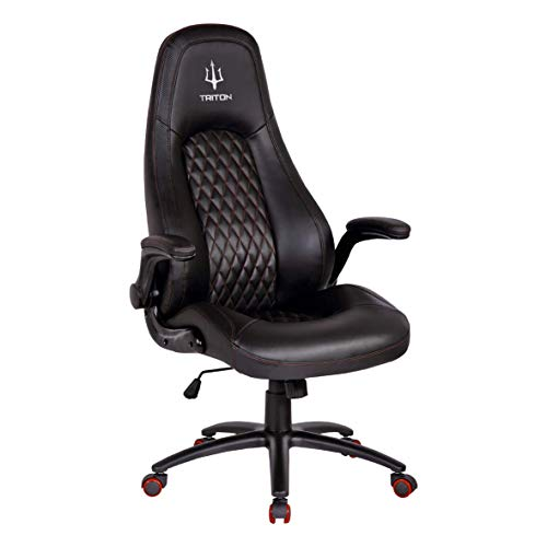 TRITON X1 Silla Gaming Chair ergonomica, Piel sintetica, M