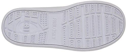 PABLOSKY - 900007 - Sport, mixte enfant, blanc, taille 34