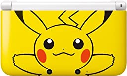 Nintendo 3DS LL Pokemon Pikachu Yellow [JAPAN LIMITED EDITION]