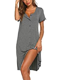 Womens Nightgowns and Sleepshirts | Amazon.com