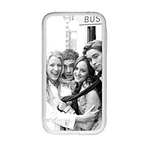 gossip girl blair serena nate and chuck Phone Case for Samsung Galaxy S4 Case