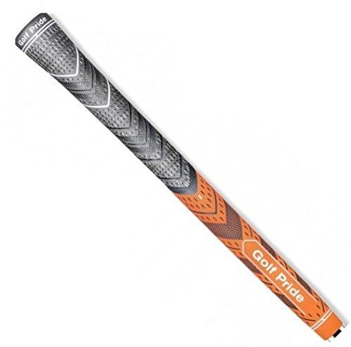 NEW 13 Golf Pride New Decade Multi Compound MCC Plus4 Orange/Black Grips