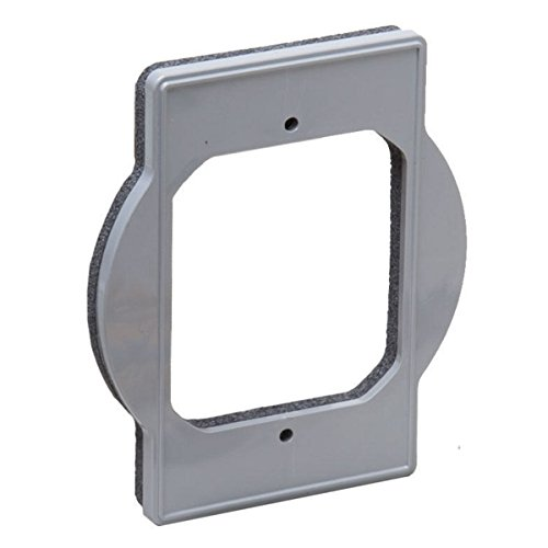 TayMac PRBA400G Plastic Round Box - Box Junction Adapter