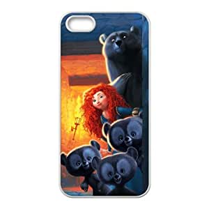 Brother Bear iPhone 4 4s Cell Phone Case White TPU Phone Case SV_164221