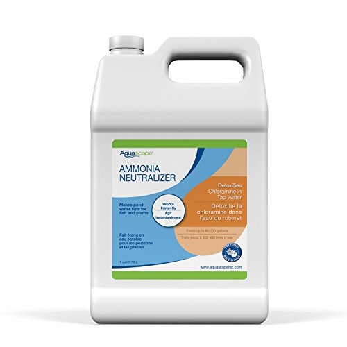 Aquascape Ammonia Neutralizer Water Treatment for Ponds (1 Gal / 3.78 ltr)
